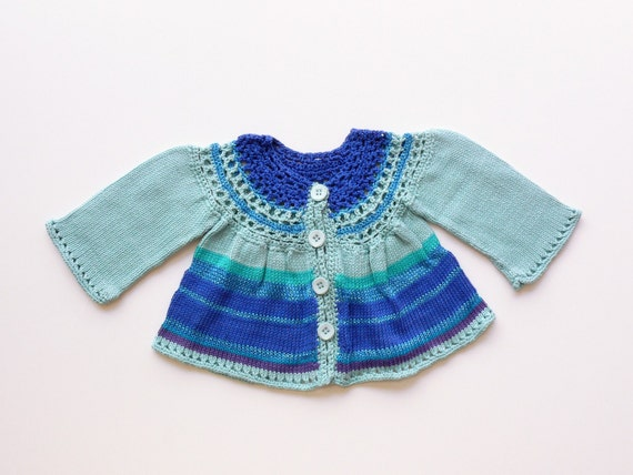 ON SALE Baby girl PARTY cardigan