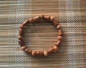 Simple Wooden Bracelet