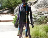 Fun Cotton Scarf --- Extra Long - SPECIAL SALE PRICE