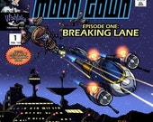 Moon Town no.1