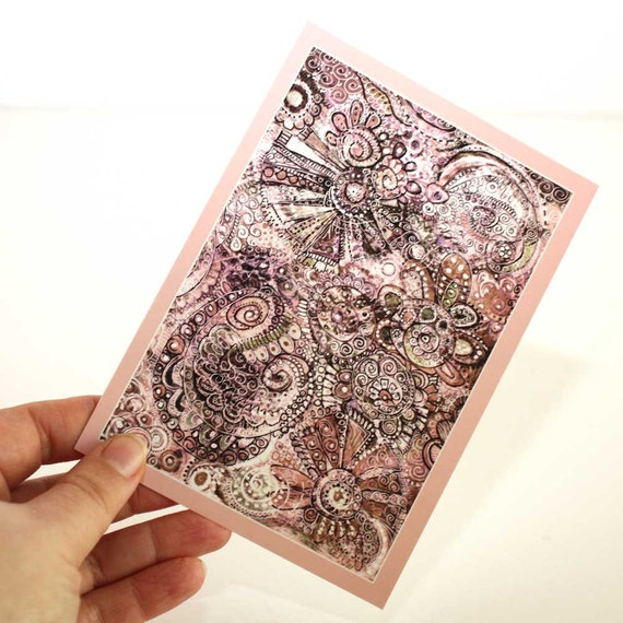 Postcard Marie Antoinette