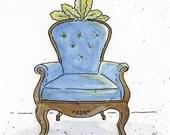 chair 6 / if aunt Fernanda was a chair... (original)