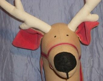 Reindeer mount