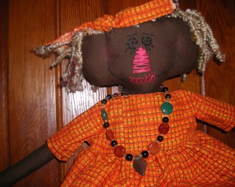black rag doll