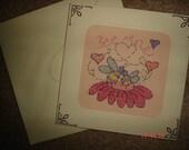 Bee Mine Valentines Day Card