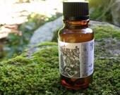 Organic Alchemy Winter Solstice Perfume Ritual Oil
