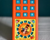 Tomy Pocket Game: Wheel of Fortune