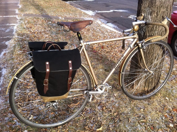 Classic Panniers with Shoulder Strap