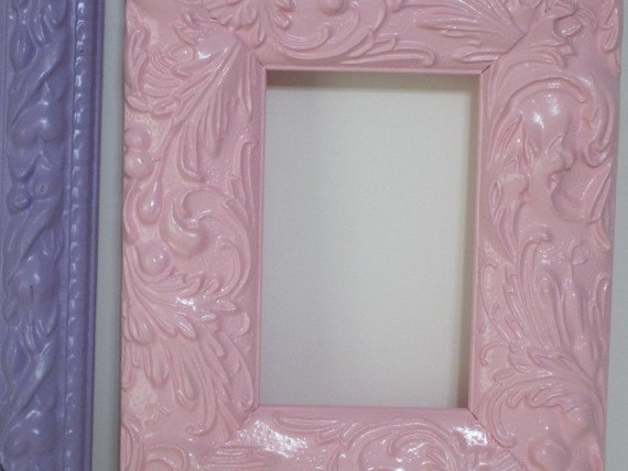 "RESERVED for Emma vintage ""Pretty in Pink"" Frame"