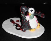 CUSTOM Zombie Penguino