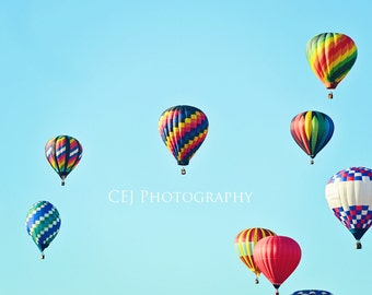 Hot Air Balloons I