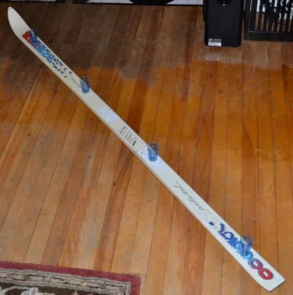 Recycled Shot-Ski