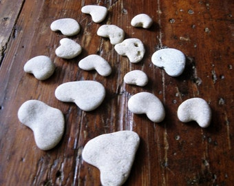 Unique Valentine's Day, Heart Shaped Rocks, Rocks Craft Supplies, Diy beach projects , Natural heart shaped rocks, heart shaped beach stones