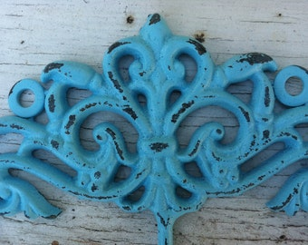 Wall Hook, Wall Hanger, Shabby Chic Hanger, HarDWAre IS inCLUded