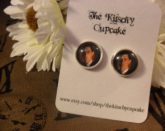 Twin Peaks Earrings