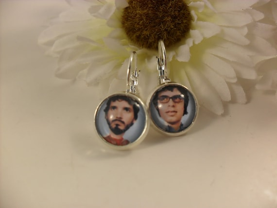 Flight of the Conchords Earrings