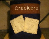 Saltine Cracker Set