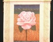 Rose Earth Spirit Wall Hanging