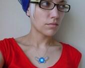 Zelda Navi Fairy Faerie Necklace