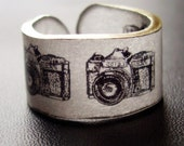 Shutterbug Camera Ring - Choose Your Size