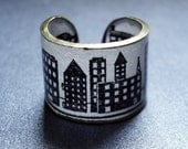 NEW Skyline Ring - Choose Your Size