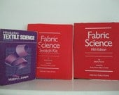 Textile reference books (3)