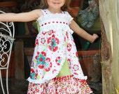 CLEARANCE--Daisy Tulip Dress