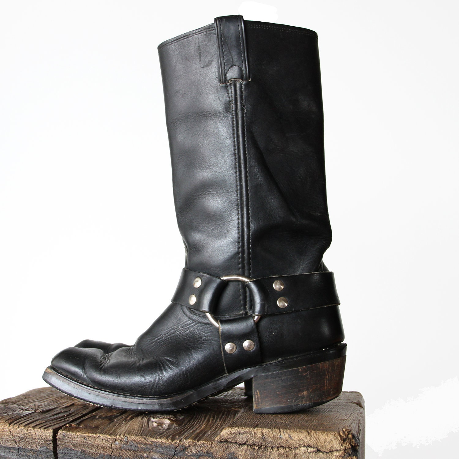 RESERVED for josiekatt until 04.28 Badass Motorcycle Boots