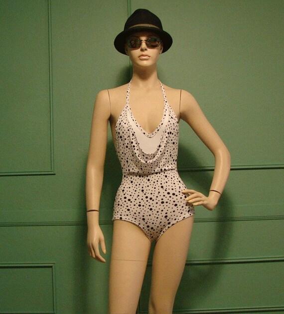 Roc Cowl Bathing Suit CLEARANCE