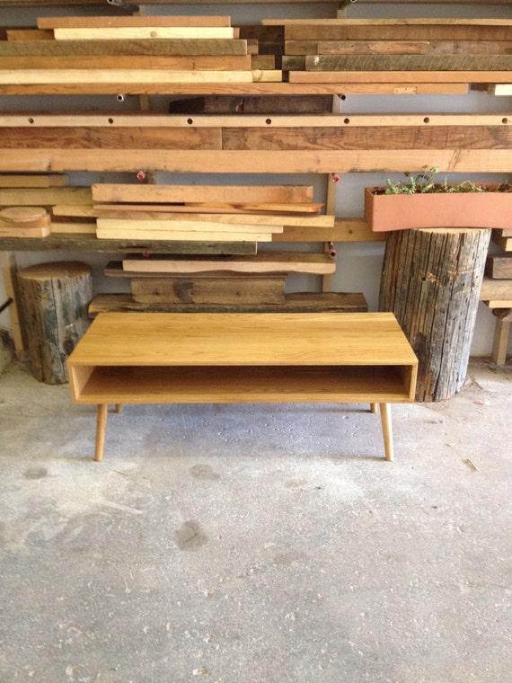 White Oak Coffee Table 46x18x16