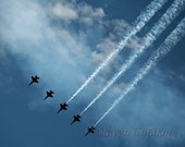 Blue Angels (multiple sizes offered)