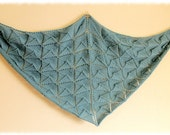 Marakeb Shawl Knitting Pattern
