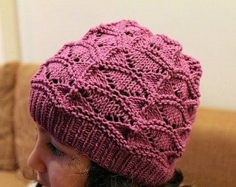 November hat pattern Instant Download