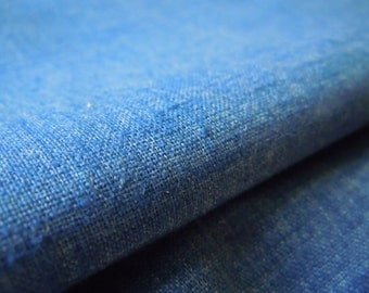 Blue Vintage Fabric- 2 Yards