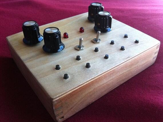 Handmade Lofi Synth