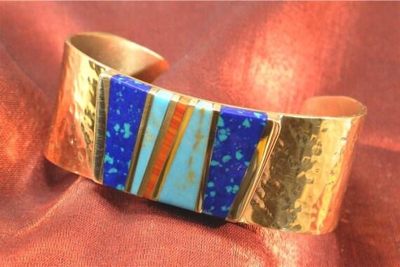 SALE - Designer Cuff Bracelet - One of a Kind Cuff Bracelets BR-55