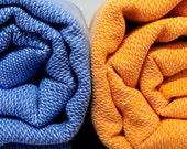orange and blue peshtemals