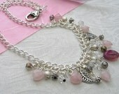 Pink Summer Charm Necklace