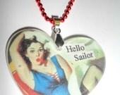 Hello Sailor Necklace
