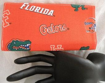 Florida Gators Checkbook Cover