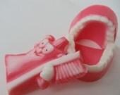 Denture Soap Set - birthday gag gift, over the hill gift, dentist gift