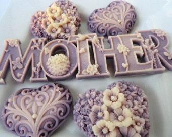 Mothers Day Soap Gift Set - gift for mom, hostess gift