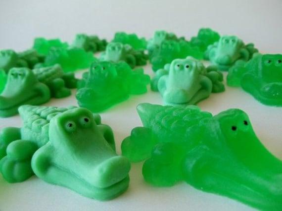 25 Gators Soap Favor
