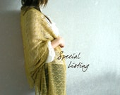 Special Listing for CATIA  4 Scarves And Poncho