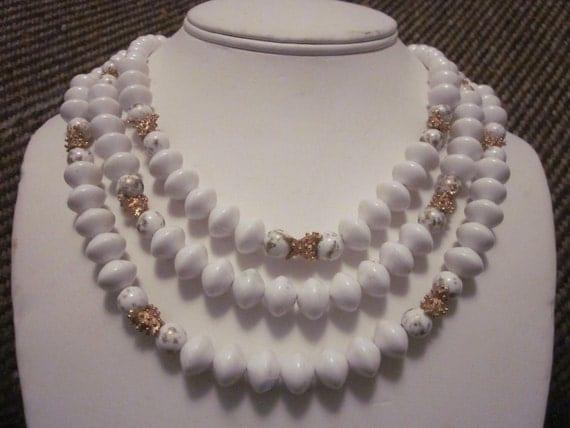 Marie Antoinette's Triple-Strand Necklace