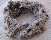 HOT CHOCOLATE The Cowl by Prairieology