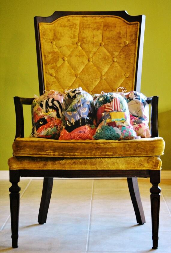 Designer Fabric Scrap Pack Surprise