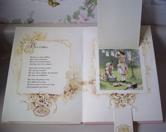 Victorian  Book, MOVING PICTURES By Ernest Nister, 1985