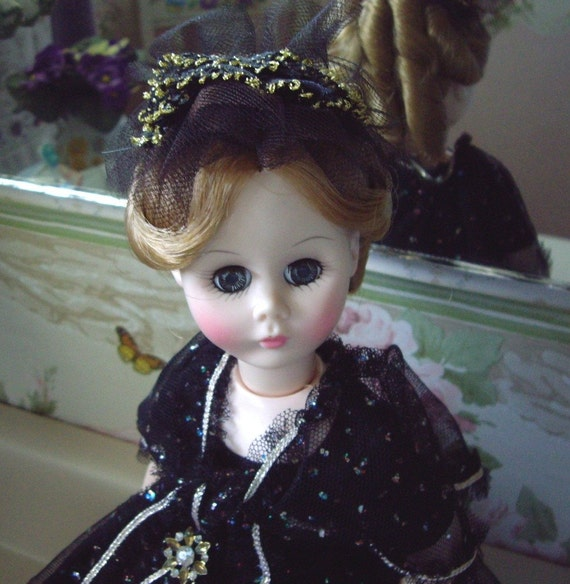 REDUCED/Madame Alex 1st Lady Doll Collection, series III, Jane Pierce no 1515 in box