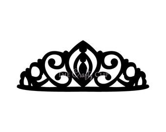 SALE! Tiara - Silhouette Series